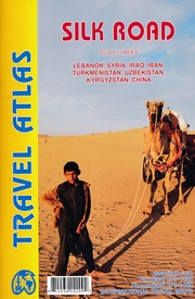 Wegenatlas -   Travel Atlas Silk Road - Zijderoute | ITMB