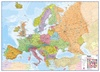 Wandkaart - Prikbord Europa - Europe 140 x 100 cm | Maps International