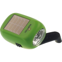 Kao Baby Swing Solar Flashlight Groen