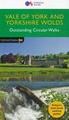 Wandelgids 49 Pathfinder Guides  Vale of York and the Yorkshire Wolds | Ordnance Survey