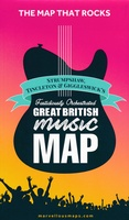 Great British Music Map