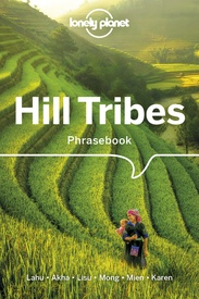 Woordenboek Phrasebook & Dictionary Hill Tribes | Lonely Planet