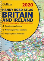 Handy Road Atlas Britain and Ireland 2020