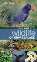 Field Guide Wildlife Of New Zealand