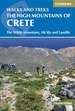 Wandelgids The high mountains of Crete - Kreta | Cicerone