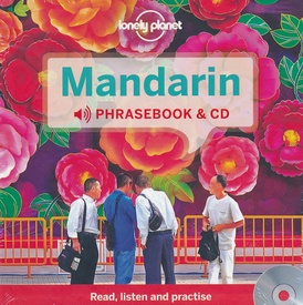Woordenboek Phrasebook & CD Mandarin – Mandarijn | Lonely Planet