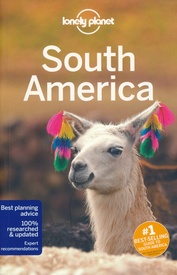 Reisgids South America - Zuid Amerika | Lonely Planet