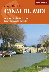 Fietsgids Cycling the Canal Du Midi | Cicerone
