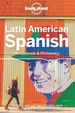 Woordenboek Phrasebook & Dictionary Latin American Spanish – Latijns Amerikaans Spaans | Lonely Planet