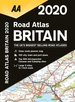 Wegenatlas Road Atlas Britain 2020 | AA