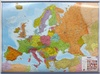 Wandkaart 56ML Europa, 140 x 100 cm | Maps International