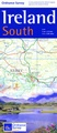 Wegenkaart - landkaart Ireland South ( Ierland ) | Ordnance Survey Ireland