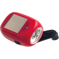 Kao Baby Swing Solar Flashlight Rood