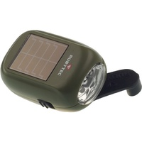 Kao Baby Swing Solar Flashlight Olijfgroen