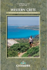Wandelgids Western Crete 45 walks in Kissamos and Selinos | Cicerone