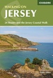 Wandelgids Walking on Jersey | Cicerone