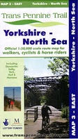 Trans Pennine Trail East Map 3 East Yorkshire to Northsea