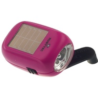 Kao Baby Swing Solar Flashlight Pink