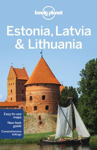 Reisgids Lonely Planet Estonia (Estland), Latvia (Letland) & Lithuania (Litouwen)   Lonely Planet
