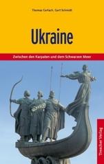 Reisgids Ukraine- Oekraïne   Trescher Verlag