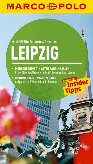Reisgids Leipzig   Marco Polo