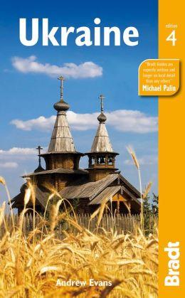 Reisgids Ukraine - Oekraïne   Bradt guide