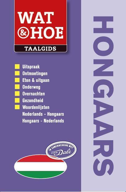 Wat & Hoe taalgids Hongaars   Kosmos