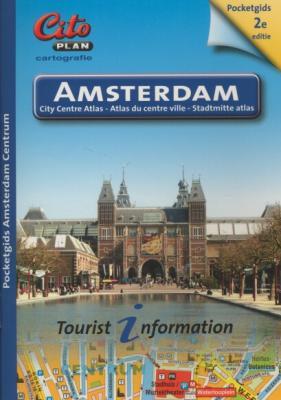 Stadsplattegrond -  plattegrond Amsterdam   Cito Plan