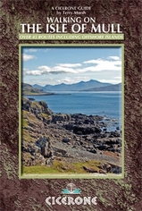 Wandelgids Walking guide to Isle of Mull - Inner Hebrides Schotland : Cicerone :