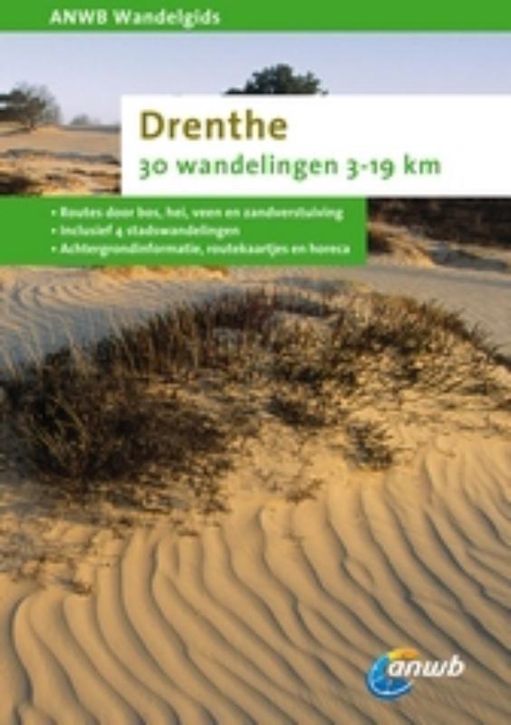 Wandelgids Drenthe   ANWB