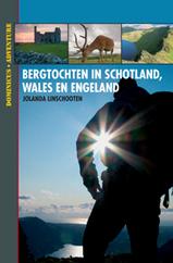 Wandelgids Bergtochten in Schotland, Wales en Engeland : Gottmer dominicus adventure :