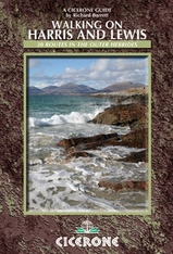 Wandelgids Walking guide to Harris and Lewis � Outer Hebrides, Hebriden Schotland : Cicerone :