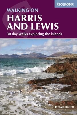 Wandelgids Walking guide to Harris and Lewis � Outer Hebrides, Hebriden Schotland   Cicerone
