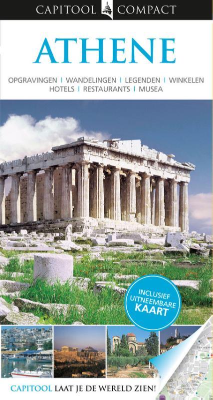 Reisgids Capitool Compact Athene   Unieboek