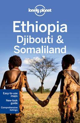 Reisgids Lonely Planet Ethiopia, Djibouti, Somaliland - Ethiopië   Lonely Planet
