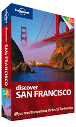 Reisgids Discover San Francisco : Lonely Planet :