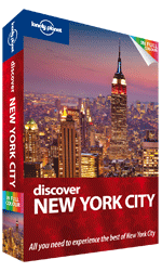Reisgids Discover New York : Lonely Planet :