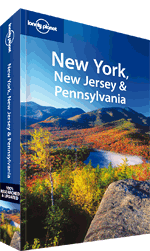Reisgids Lonely Planet New York city , New Jersey & Pennsylvania travel guide : Lonely Planet :