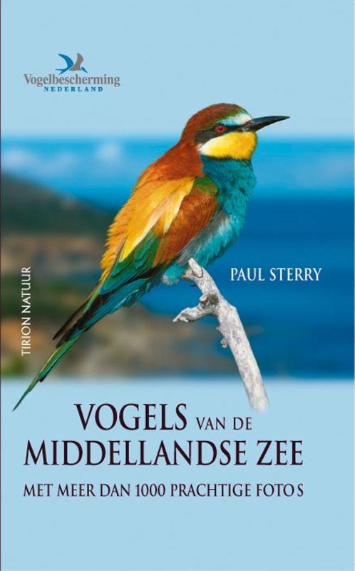 Vogelgids Vogels van de Middellandse Zee   Tirion