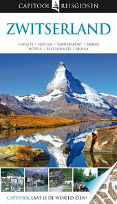 Reisgids Capitool Zwitserland   Unieboek