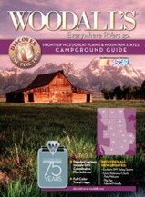Campergids - Campingids Woodall�s 2011 Frontier West / Great Plains & Mountain States Regional Campground Guide : Woodall :