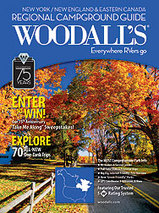 Campergids - Campingids 2011 New York-New England Campground Guide : Woodall's :