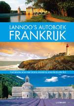 Reisgids Lannoo's Autoboek Frankrijk   Lannoo