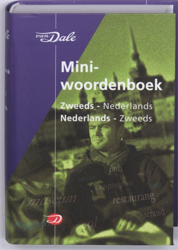 Woordenboek Van Dale Miniwoordenboek Zweeds - Taalgids   van Dale