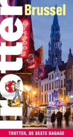 Reisgids Trotter Brussel   Lannoo
