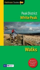 Pathfinder 62 - The Southern Peak District, White Peak - Wandelgids Engeland : Jarrold :
