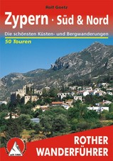 Wandelgids Cyprus - Zypern   Rother
