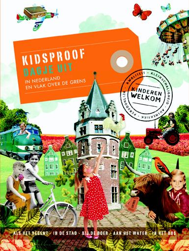 Reisgids Kidsproof Dagje uit   Mo Media
