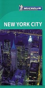 Reisgids New York city : Michelin green guide :
