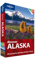 Reisgids Discover Alaska : Lonely Planet :